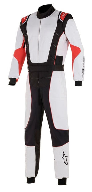 Alpinestars Suit KMX-3 V2 S White | Black | Red