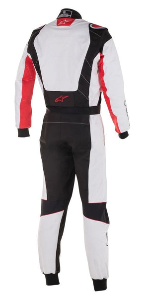 Alpinestars Suit KMX-3 V2 White | Black | Red