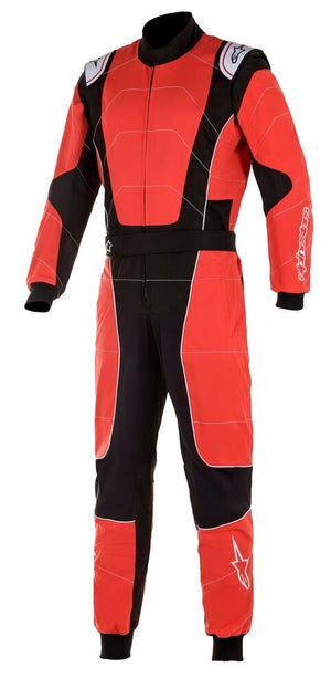 Alpinestars Suit KMX-3 V2 Red | Black