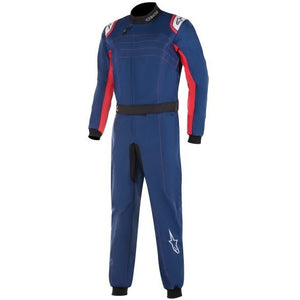 Alpinestars Suit KMX-9 V2 Blue Navy | Red | White