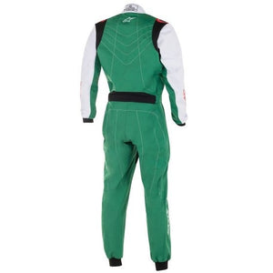 Alpinestars Suit KMX-9 V2 Green | White | Red