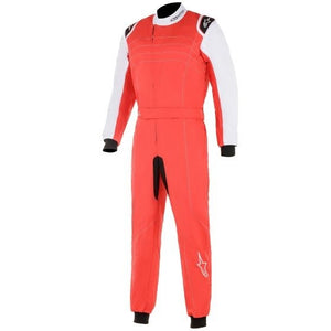 Alpinestars Suit KMX-9 V2 Red | White