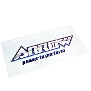 Arrow Sticker Trailer 1000 x 500mm
