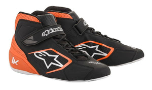 Alpinestars Boots Tech 1 K Black | Orange | White