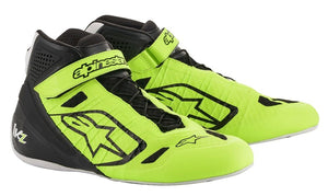 Alpinestars Boots Tech 1 KZ Yellow Fluro | Black