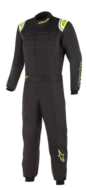 Alpinestars Suit Kmx-9 V2 S Black | Yellow Fluro