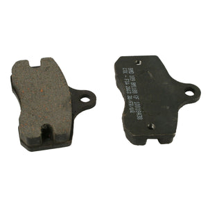 Kartech Brake Pads 10mm Hard Set
