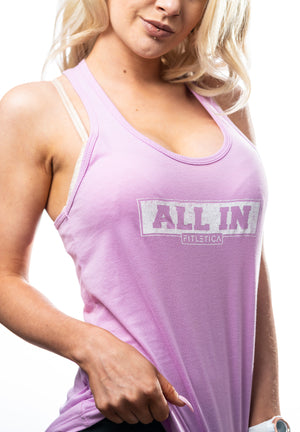 ALL IN Tank - Lilac