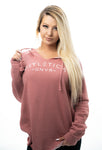 Cozy All Day Hoodie - Dusty Rose
