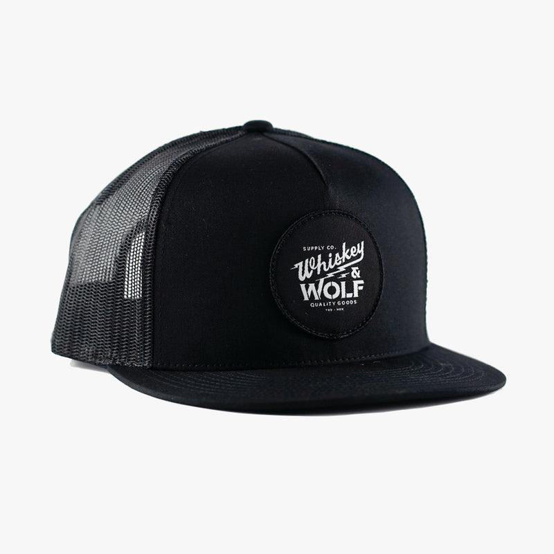 Flat Brim Trucker Cap (Limited Edition)