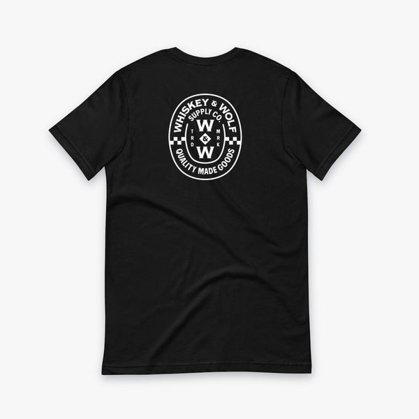 W&W Heritage Tee (Black)