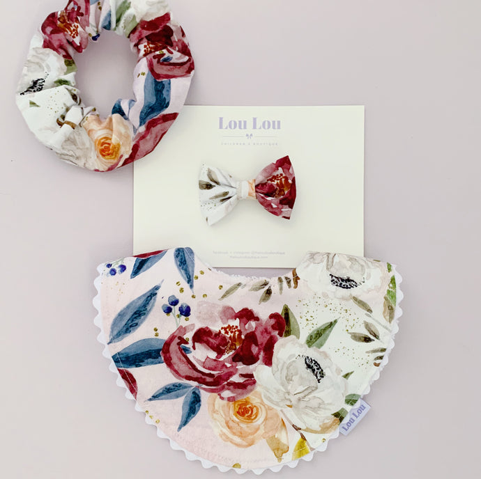 Winter Bloom - Matching gift set