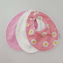 Load image into Gallery viewer, ~ PREORDER ~ Daisy Chain Bibs