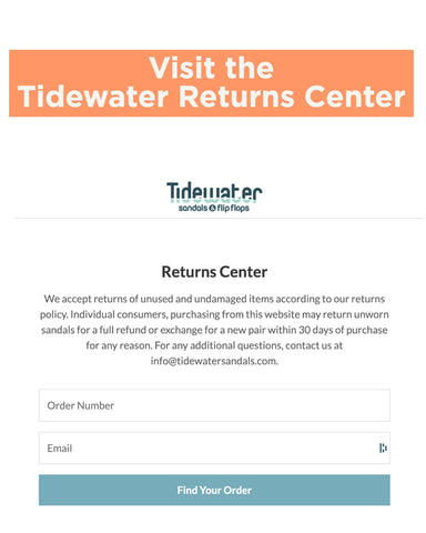 Tidewater Returns