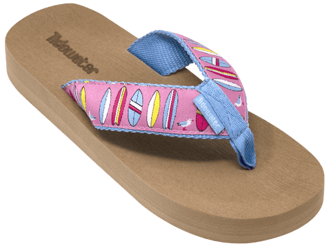 Surf Boards - Tidewater Sandals | Voted Most Comfortable Sandals