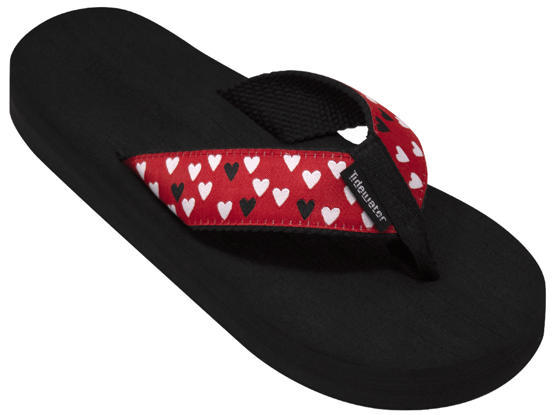 Big Hearts - Tidewater Sandals | Voted Most Comfortable Flip Flops