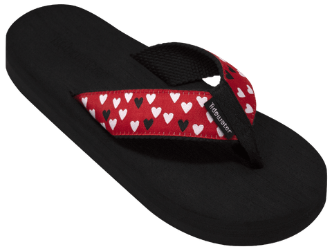 Big Hearts - Tidewater Sandals | Voted Most Comfortable Sandals