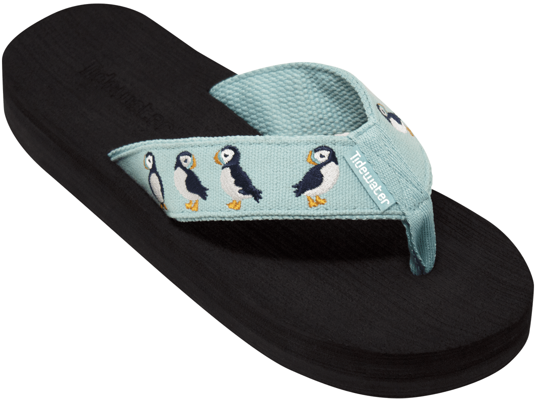 Puffins - Tidewater Sandals | Voted Most Comfortable Flip Flops