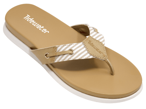 Spinnaker Tan - Tidewater Sandals | Voted Most Comfortable Sandals