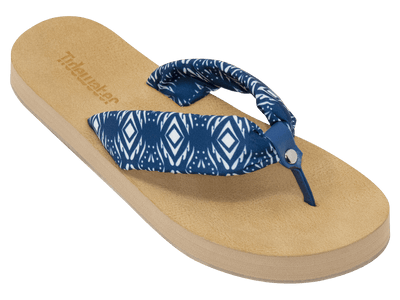 Corolla Blue - Tidewater Sandals | Voted Most Comfortable Flip Flops