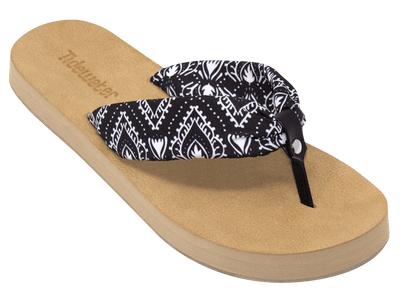 Corolla Black - Tidewater Sandals | Voted Most Comfortable Sandals