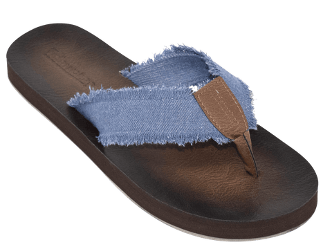Westport Blue - Tidewater Sandals | Voted Most Comfortable Flip Flops