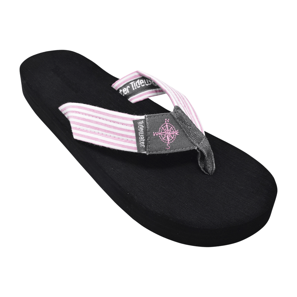 Gray Compass - Tidewater Sandals | Voted Most Comfortable Flip Flops