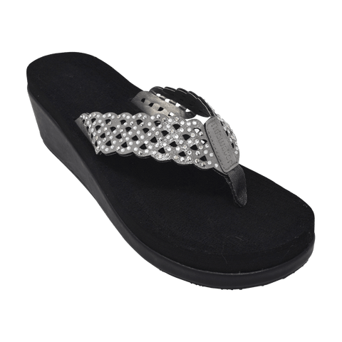 Kiawah Pewter - Tidewater Sandals | Voted Most Comfortable Sandals
