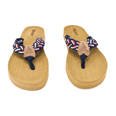 Nantucket '76 - Tidewater Sandals | Voted Most Comfortable Sandals