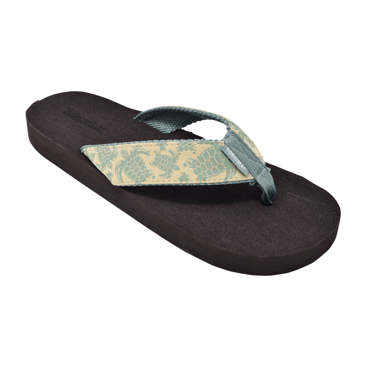 Natural Turtle - Tidewater Sandals | Voted Most Comfortable Flip Flops