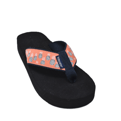 Pineapples - Tidewater Sandals | Voted Most Comfortable Flip Flops