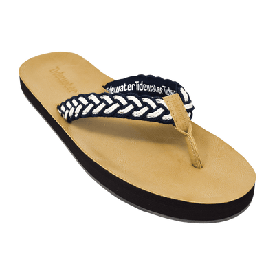 Tallulah Navy - Tidewater Sandals | Voted Most Comfortable Sandals