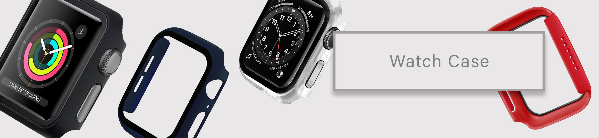 Case for Apple iWatch Series 6, 5,4,3,2,1 & SE