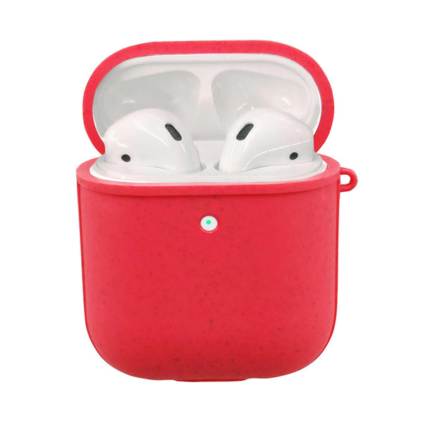 Red Eco Friendly AirPod Case