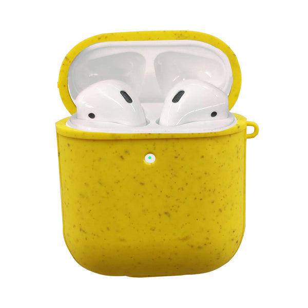 Yellow Eco Friendly AirPod Case