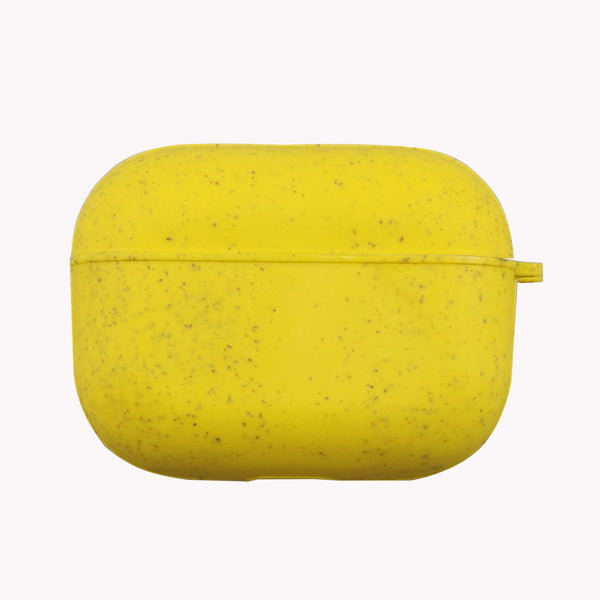 Yellow AirPod Pro Eco-Friendly Case