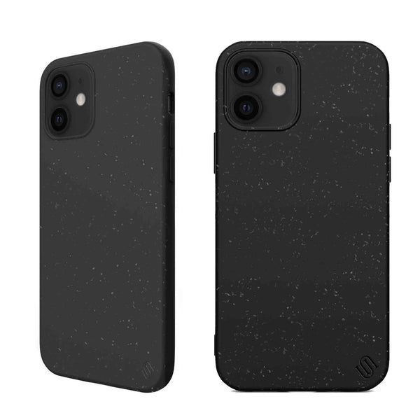 Black Silicone Case iPhone 12 Mini
