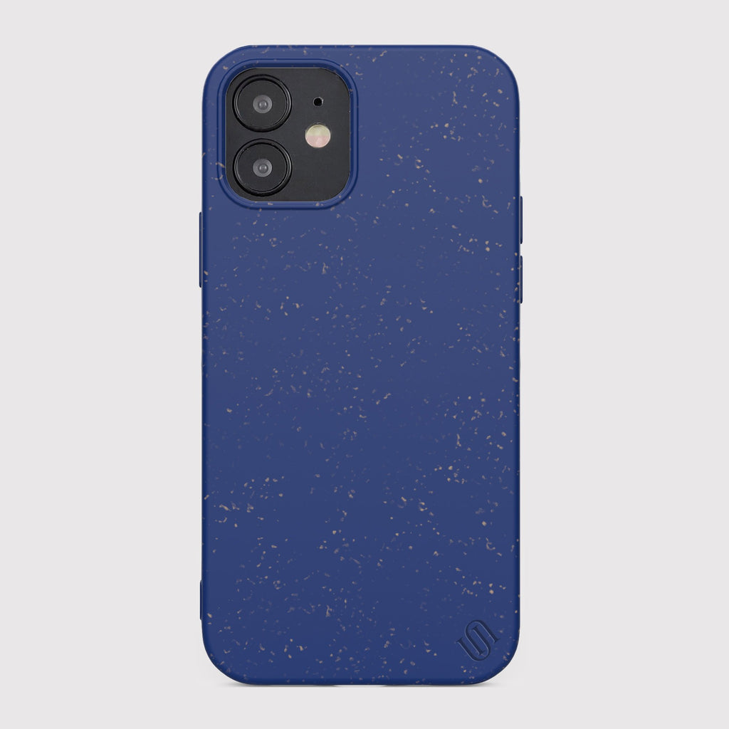 Eco Friendly Blue Phone Case iPhone 12 mini