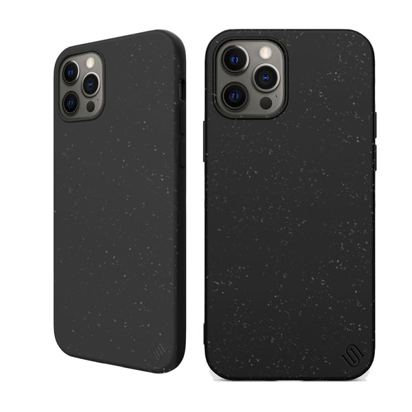Eco Friendly Black iPhone 12 Pro Case