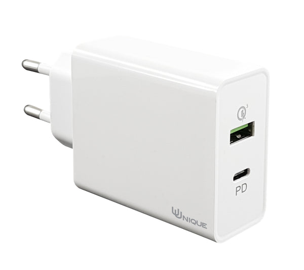 36w PD EU Mains Charger