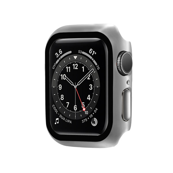 Tempered Glass Protective Case for Apple Watch