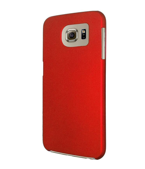 Uunique Samsung Galaxy S6 PC Red Hard Shell