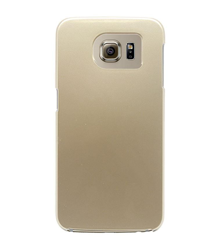 Uunique Samsung Galaxy S6 PC Gold Hard Shell
