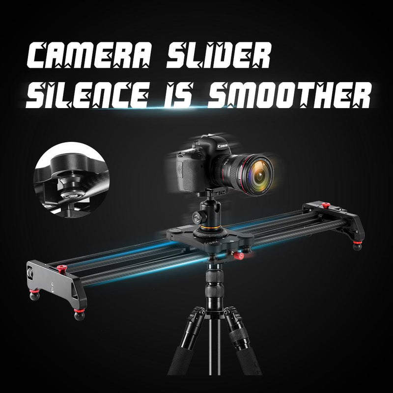 GVM GP-80QD MOTORIZED VIDEO SLIDER REVIEW BY DOD Media