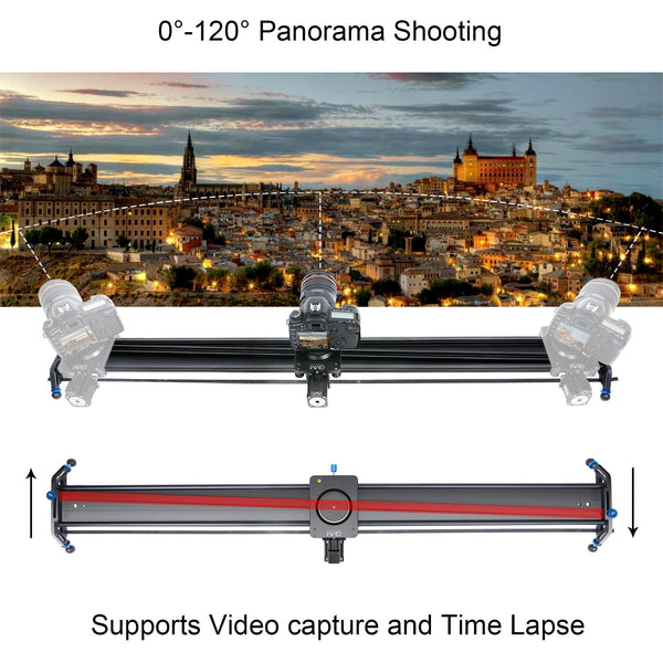 GVM GT-J120D Motorized Video Slider Review By Allied Productions