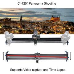 GVM GT-J120D Motorized Video Slider Review By Allied Productions | GVMLED