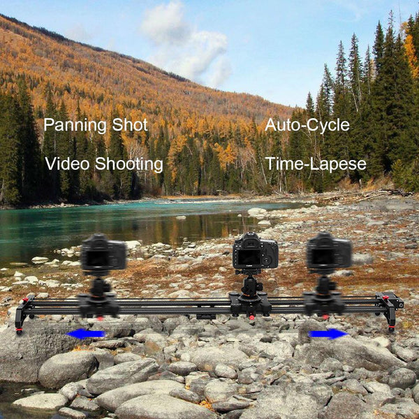 GVM GP-120QD MOTORIZED VIDEO SLIDER REVIEW BY How To And Reviews