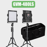 GVM 480LS Bi-Color Led Light