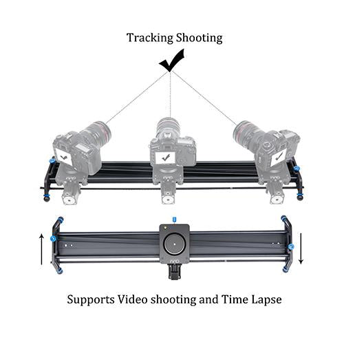 GVM GT-J120D Motorized Slider