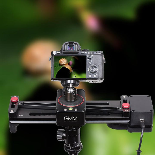 GVM MN-30D Motorized Slider